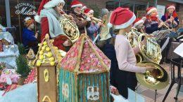I hele desember var det god julestemning ved Nardo Centeret til stor glede for de besøkende. Med den flotte julebelysningen og lukten av nystekte smultringer var det liten tvil om hvilken høytid som sto foran oss.